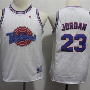 Youth Space Jam Tune Squad Bugs Jersey